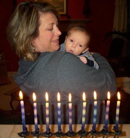 First Chanukah