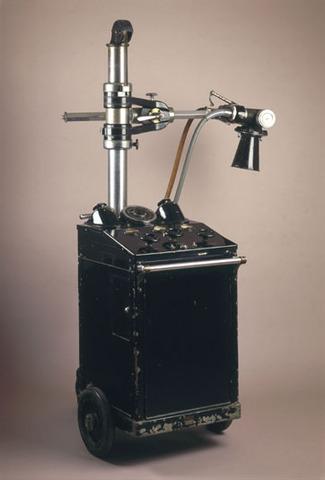 La première machine rayon-X