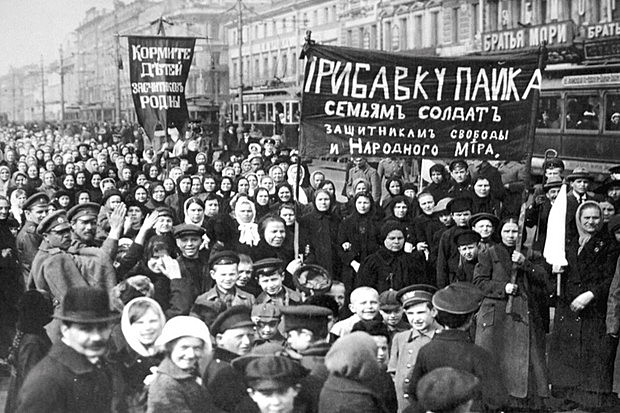 The Second 1917 Russian Revolution