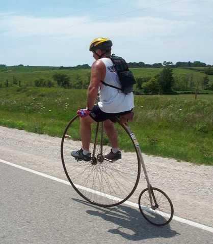 First velocipede