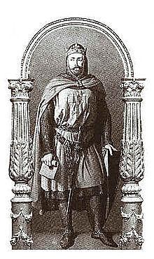 Teobaldo I de la dinastía francesa de los Champaña (inicio del reinado)