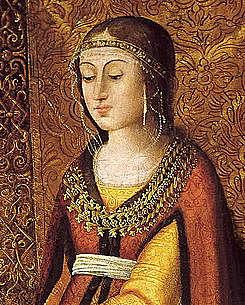 Catalina de Foix última reina de Navarra (inicio del reinado)