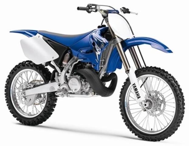 Yamaha Begins making motorcycles