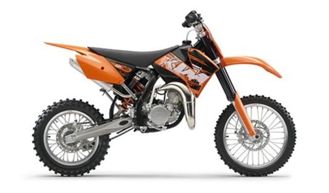 KTM Begins Motocycle production