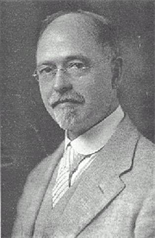 Irving Fisher.