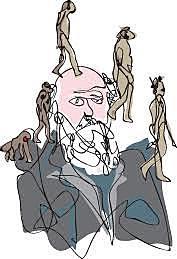 Charles celebro la terminación de su manuscrito sobre el origen del hombre, escribiendo como corolario, un párrafo que expresa en forma excepcional de pensamiento respecto a la posición de la especie humana en el universo.