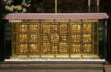 Arquitectura, escultura y pintura Carolingia