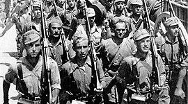Sublevación militar y Guerra Civil. timeline