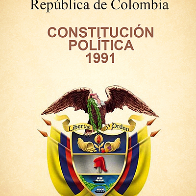 Constitución Política de Colombia de 1991 timeline