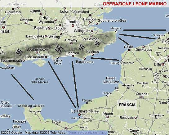 OPERAZIONE LEONE MARINO