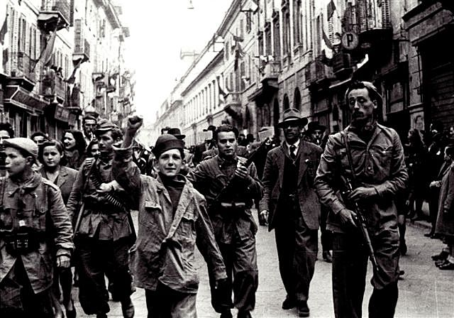 Italia libera dai Tedeschi