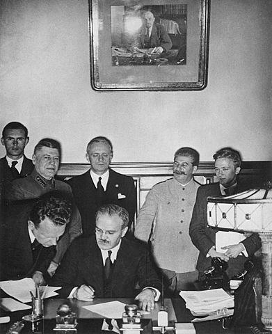 Patto di Molotov-Ribbentrop