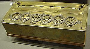 Primeira máquina de somar