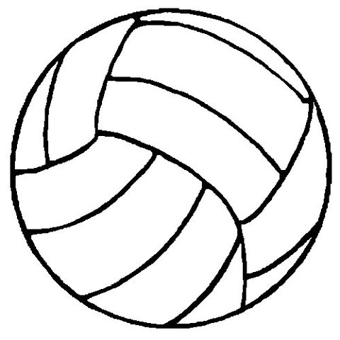 I started to play volleyball