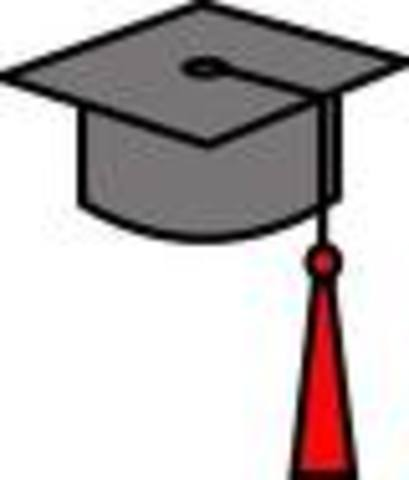 I (will) graduate High School