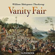 Novel Vanity Fair by William Makepeace Thackeray