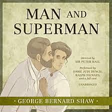 Man Superman by Bernard shaw