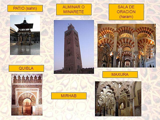 Construcciones del Arte Islámico