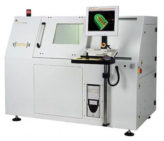 Machine de Rayon-X Haute Résolution