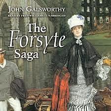 The Forsyte Saga published John Galsworthy