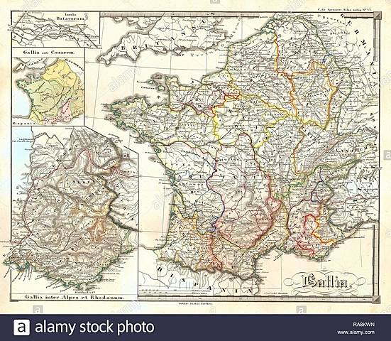 Expansión romana por fuera de la Península (Romania).