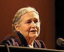 Doris Lessin Nobel Prize for Literature