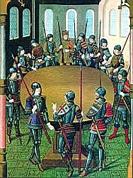 Le Morte d'Arthur (originally titled The Whole Book of King Arthur and His Noble Knights of the Round Table)