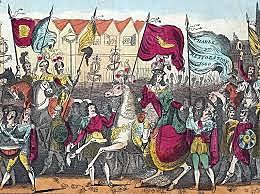 THE ENGLISH REVOLUTION AND RESTORATION