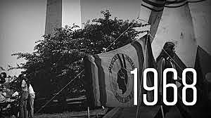 The start of American Indian Movement:1968