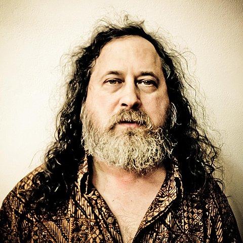 Richard M, Stallman