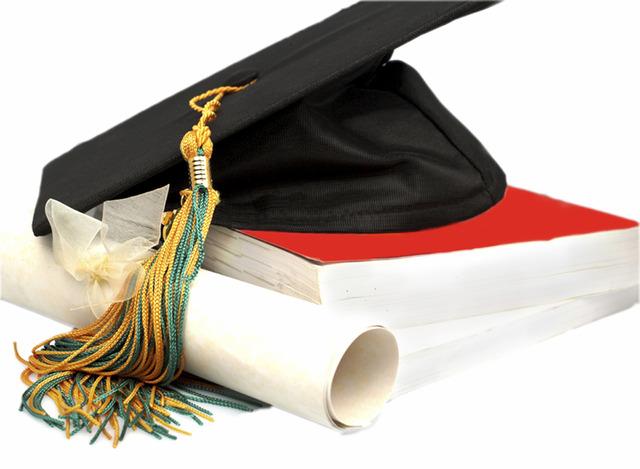Recieved a diploma for medical