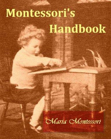 first edition of Dr. Montessori Handbook