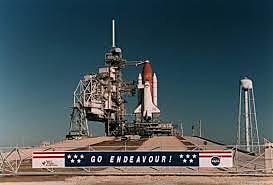 STS-72 Space Shuttle Mission