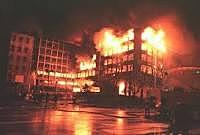NATO Begins Bombing Yugoslavia