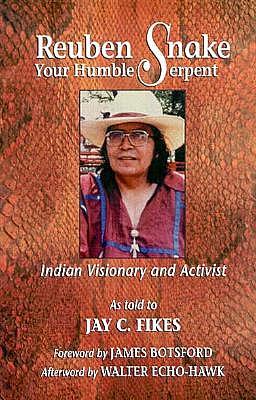 Reuben A. Snake Jr. leads American Indian Movement: 1972