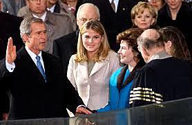 George W. Bush Inauguration