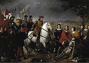 1501-1504: estalla la Guerra de Nápoles entre España y Francia por el control del Reino de Nápoles.