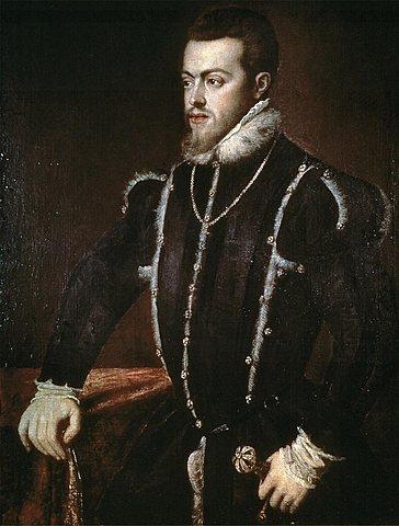 21 de mayo de 1527: Nace el primogénito de Isabel, Felipe II.