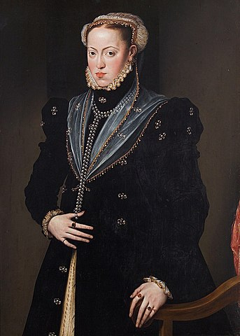 21 de junio de 1528: Nace María de Habsburgo.