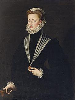 24 de junio de 1535: Nace Juana, la segunda hija de Isabel y Carlos.
