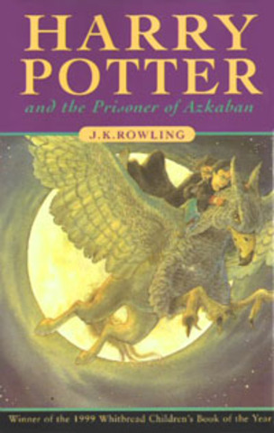 Haryy Potter and the prisoner of Akaban by J.K. Rowling