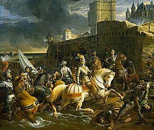 1558: el reino de Inglaterra pierde la ciudad de Calais a manos de Francia, que llevaba 200 años bajo su control.