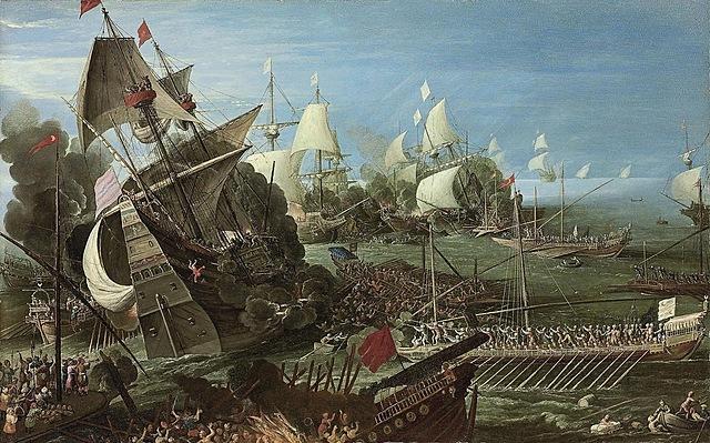 1560: en la batalla de Los Gelves, una flota otomana vence a una flota hispano-veneciana.