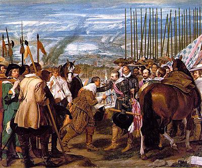 1568-1648: en los Países Bajos se produce la Guerra de los Ochenta Años, donde las Provincias Unidas se independizaron del dominio español.