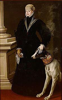 7 de septiembre de 1573: Muere Juana de Austria a los 38 años.