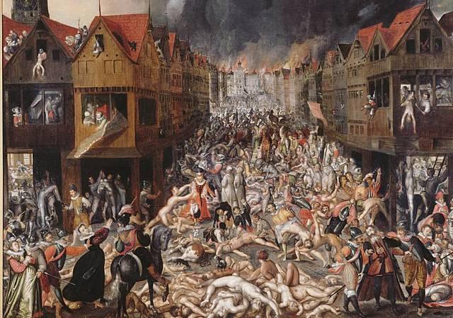 1581: Las provincias del norte de los Países Bajos se declararon independientes.