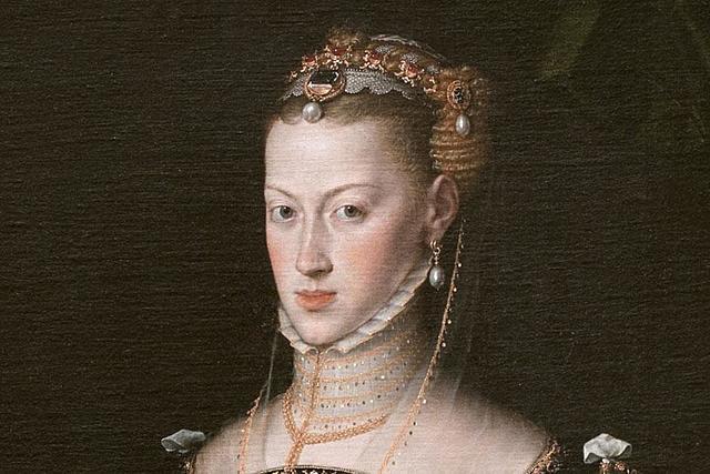 26 de febrero de 1603: Muere María de Austria.