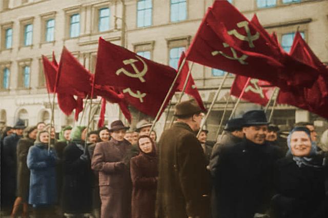Cop de Praga, 1948