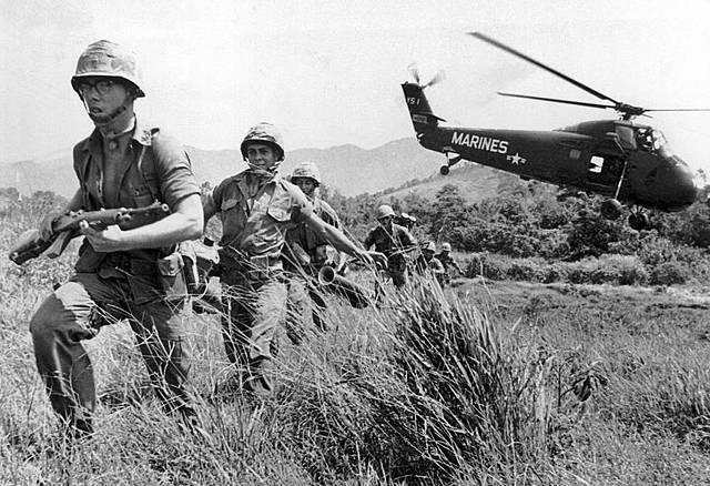 La Guerra de Vietnam, 1946-1954 i 1957-1975