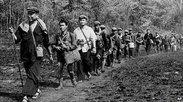 El conflicte de Cambotja, 1967